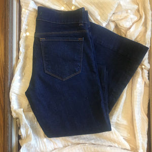 J Brand Jeans Bellbottoms Like New Size 26